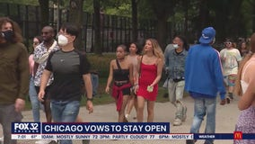 Chicago officials vow to stay open as Lollapalooza cleanup gets underway