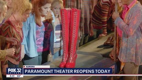 Paramount Theater in Aurora reopens, offers 'pay what you can' tickets