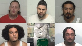 10 gang members charged after year-long investigation in Lake County