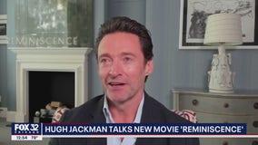 Hugh Jackman stars in new, futuristic thriller 'Reminiscence'