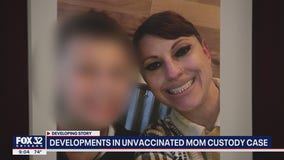 Dad still pushing for court to ban unvaccinated mom from seeing their son, judge recuses himself