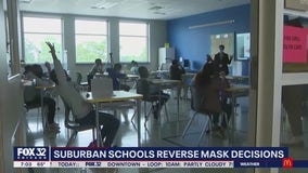 Naperville schools to require masks in policy reversal