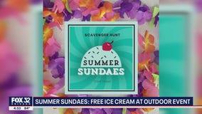 Summer Sundaes: Free ice cream in Lincoln Park