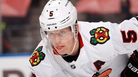 Blackhawks defenseman Connor Murphy agrees to 4-year contract extension