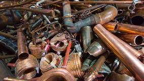 Burglar steals copper pipes from Bronzeville homes