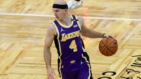 Former Lakers guard Alex Caruso to sign with Chicago Bulls, report says