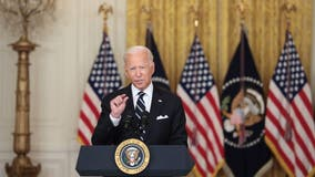 Biden vows to get all Americans home amid chaotic Afghanistan evacuation