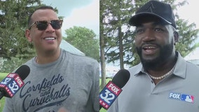 MLB legends show up in Iowa for White Sox-Yankees 'Field of Dreams' game