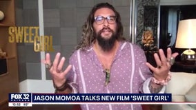 Sweet Girl: Jason Momoa discusses new film and his gripe about Hollywood