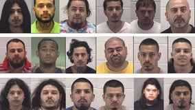 18 charged with gun, drug felonies in Aurora