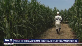 White Sox fans flock to Iowa for 'Field of Dreams' game, celebrate walk-off home run