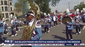 Bud Billiken Parade makes triumphant return Saturday
