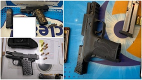 TSA seizes 11 guns at Chicago airports in July
