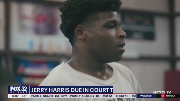 'Cheer' star Jerry Harris due in court Wednesday