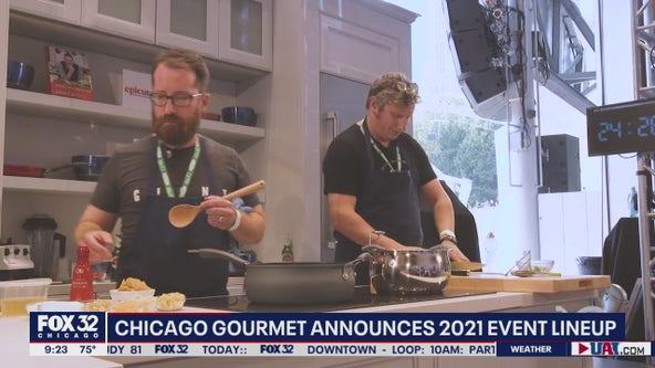 Chicago Gourmet unveils 2021 event lineup