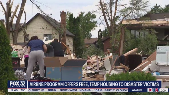 Airbnb offering free, temporary housing to disaster victims
