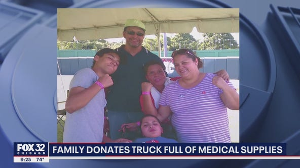 Family turns heartbreaking loss into life-changing help for Chicago families