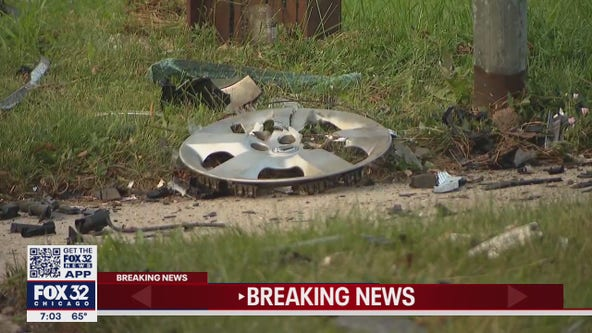 1 dead, 3 hurt following vehicle crash in Englewood