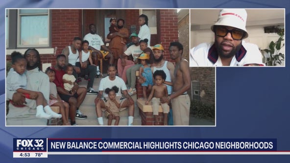 Joe Freshgoods' new commercial for 'Outside Clothes' features Chicago's West Side