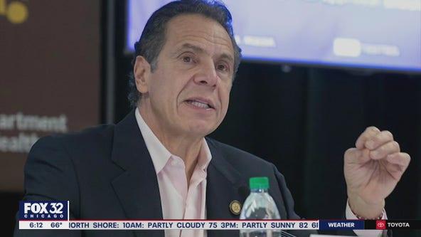 Pritzker calls for NY Gov. Cuomo's resignation in wake of report