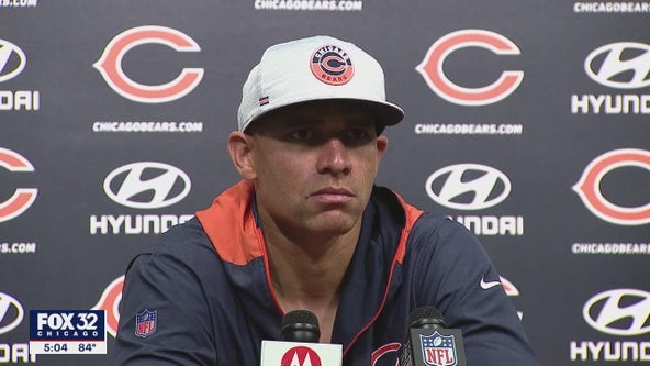 Bears TE Jimmy Graham frustrated over league's proposed COVID testing policy
