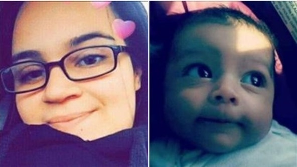 Woman, infant missing from West Englewood: police