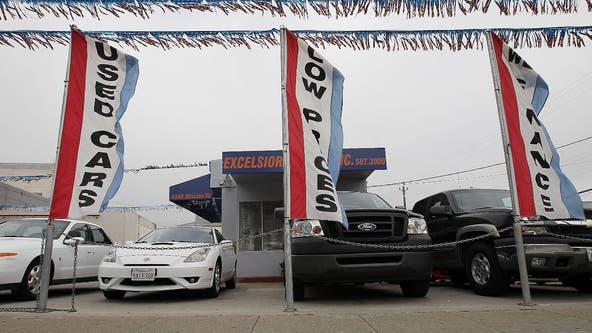 Used car prices are still skyrocketing, some vehicles up nearly 50%: SEE THE LIST