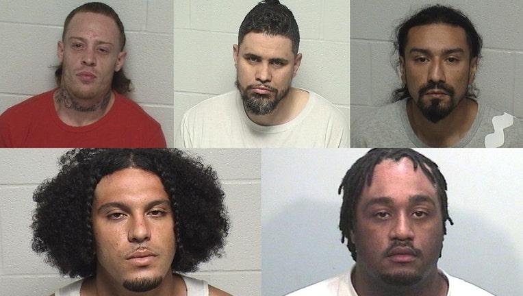 Satan Disciple Gang Members