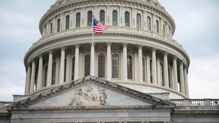 Senate Prepares To Vote On Major Infrastructure Bill