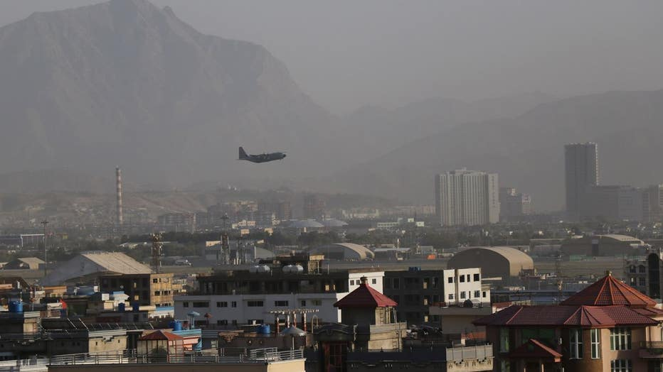 Evacuations continue a day after explosion hits Kabul airport