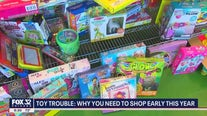 Expect toy shortages and higher prices this Christmas, experts warn