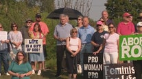 Texas abortion law focus of protests and politicians at Aurora Planned Parenthood