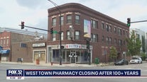 West Town pharmacy closing down after more than 100 years