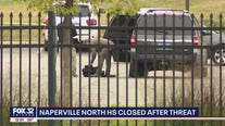 No bomb found after threat at Naperville North High School, FBI and police now investigating