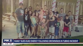 Indiana family sues after tubing incident killed five family members in North Carolina