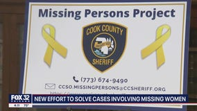 New Cook County initiative focuses on missing women
