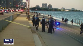 Man shot on Chicago's Lakefront Trail