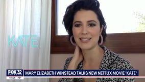 Mary Elizabeth Winstead talks new Netflix movie 'Kate'