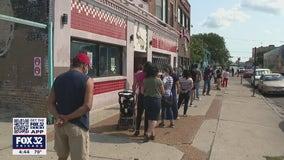 Chicagoans lining up for El Milagro tortillas due to shortage
