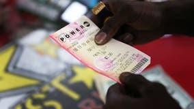 Saturday night's Powerball jackpot is $523 million
