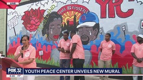 New Roseland mural aims to inspire Chicago youth