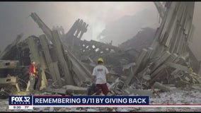 Special Report: Remembering 9/11 by giving back