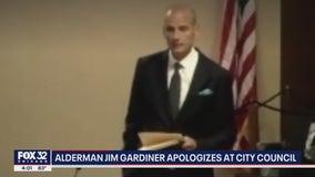 Chicago Alderman Jim Gardiner apologizes for leaked text messages