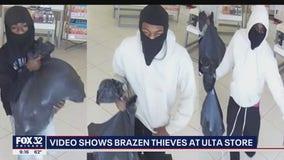 Robbery of Ulta Beauty store in Norridge captured on video by shopper