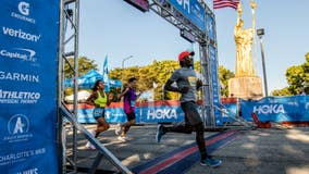 More than 7,200 runners race in Chicago Half Marathon