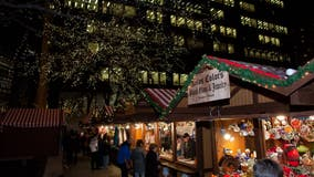 Christkindlmarkets will open in two locations in Chicago on November 19