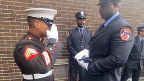 Fallen Chicago Police Officer Ella French honored in ceremony in New York City on September 11th