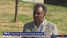 Mayor Lori Lightfoot wants to sue Chicago gangs, seize their assets