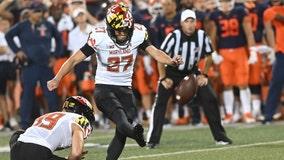 Petrino's late field goal lifts Maryland over Illinois 20-17