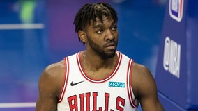 Bulls' Patrick Williams could miss start of season